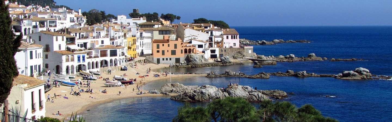 Katalonien Calella Reiseziel Spanien